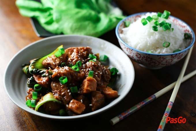 Bí kíp tẩm ướp Hàn Quốc cho món thịt áp chảo ngon tuyệt