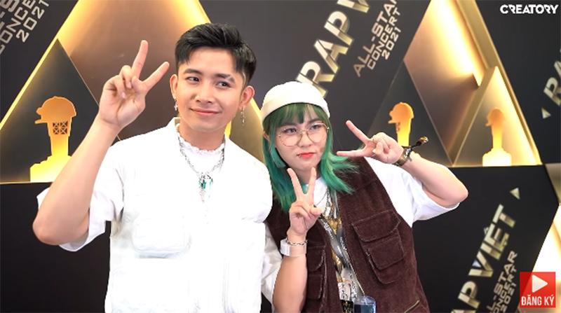 Fan Rap Việt sẽ phải ghen tị với Misthy nếu biết nữ streamer đã làm hành động này