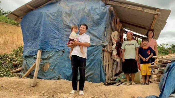 Ông Đoàn Ngọc Hải đòi lại 106 triệu tiền hỗ trợ, tự xây nhà cho người nghèo