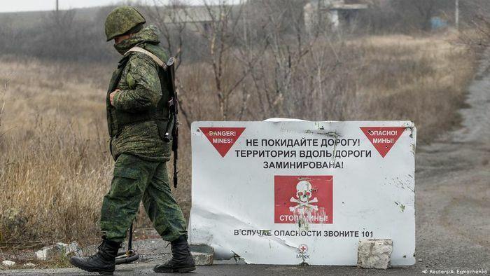Kiev: Hòa đàm 4 bên về miền Đông Ukraine cần được duy trì