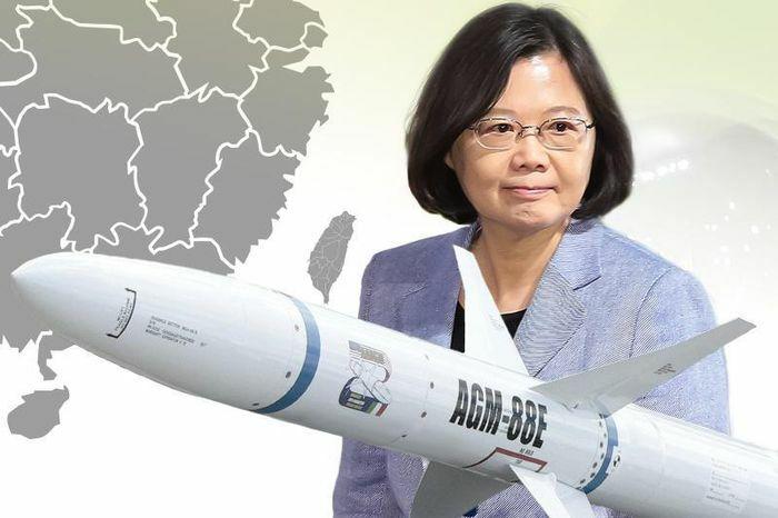 Bất chấp Trung Quốc phản đối, chính quyền Joe Biden lại bán tên lửa hiện đại cho Đài Loan