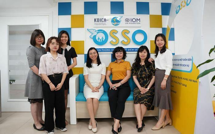 Tập huấn trực tuyến cho các Văn phòng OSSO về vấn đề hỗ trợ phụ nữ di cư hồi hương