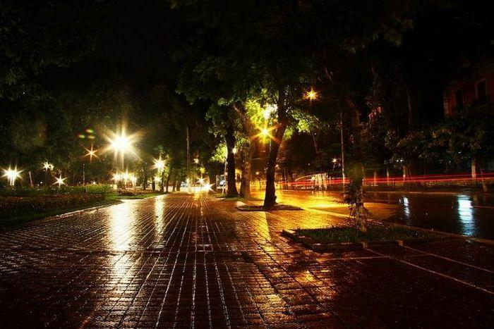 Các khu vực trên cả nước có mưa về đêm