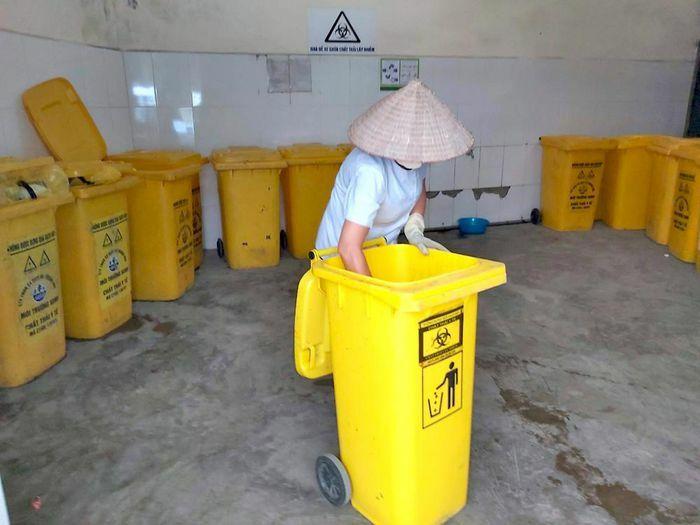Đảm bảo an toàn trong xử lý chất thải y tế