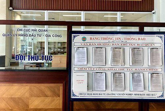 Đà Nẵng: Rút ngắn thời gian giải quyết thủ tục hải quan cho doanh nghiệp