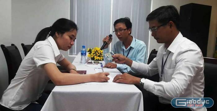 Quảng Nam: 148 giáo viên trúng tuyển viên chức được chọn trường giảng dạy