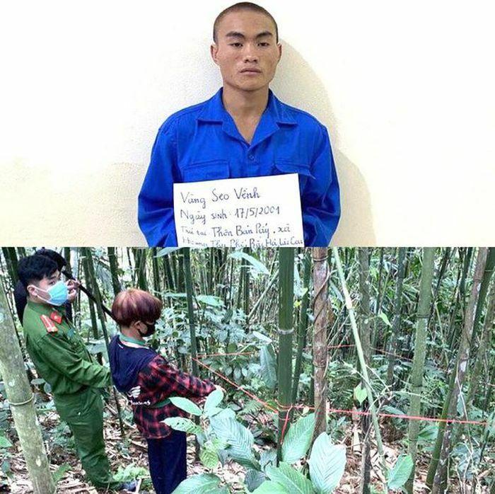 Anh mang em trai 3 tuổi cùng cha khác mẹ vào rừng sát hại vì chuyện chia đất