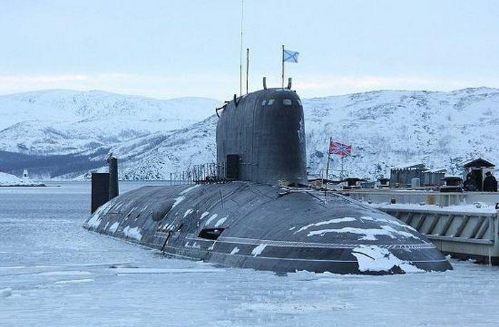 """Chiêm ngưỡng """"siêu tàu ngầm"""" hạt nhân Nga sắp được đưa vào biên chế"""