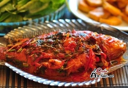 Cách làm cá sốt cà chua thơm ngon đậm đà