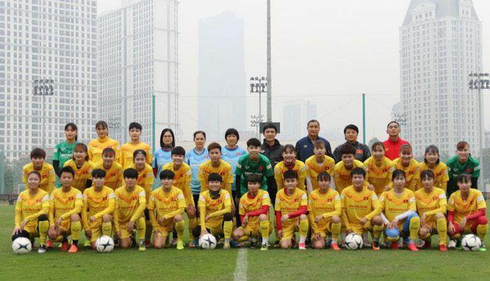 Đội tuyển Bóng đá nữ Việt Nam tăng 1 bậc trên bảng xếp hạng FIFA quý I/2021 - ảnh 1