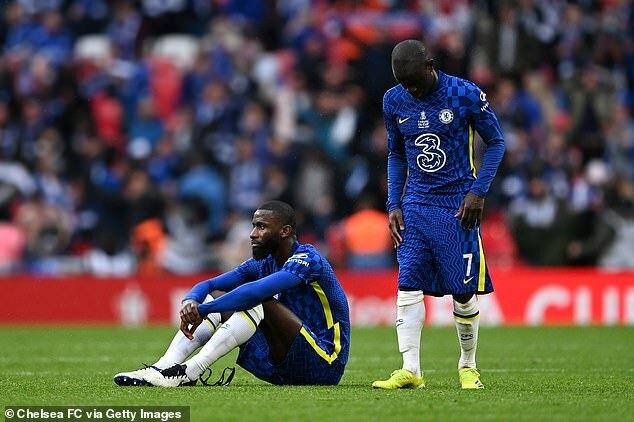 Sau vòng 36 Premier League: Chelsea run rẩy