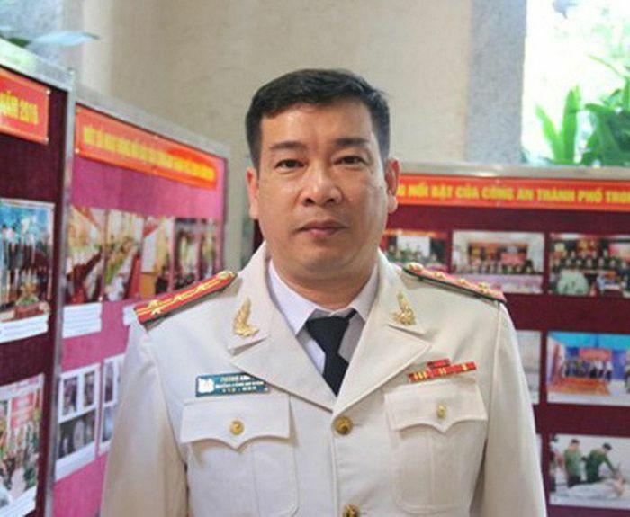 """Đại tá Phùng Anh Lê: """"Tôi không bao giờ chỉ đạo miệng"""""""