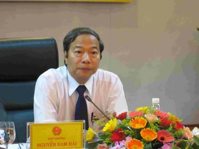 Nguyên Thứ trưởng Nguyễn Nam Hải có vai trò gì trong vụ án Sabeco?