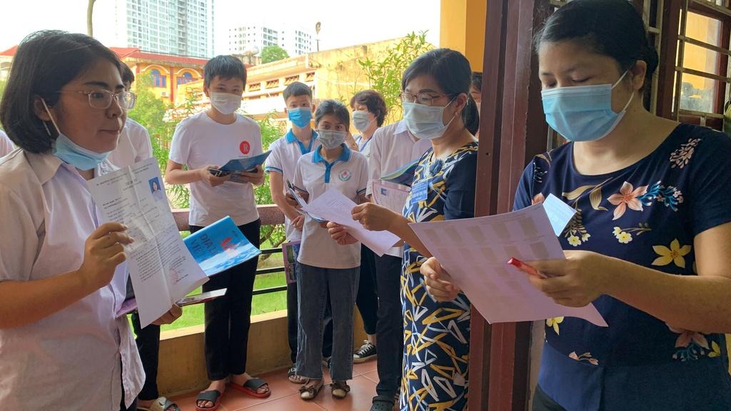 Bộ GD-ĐT quyết định trường hợp đặc biệt do dịch bệnh, thiên tai trong thi THPT