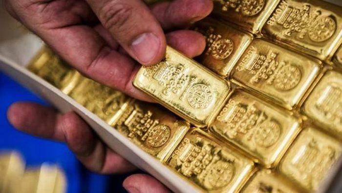 Giá vàng hôm nay 5/5/2021; Chịu sức ép từ đồng bạc xanh, vàng quay đầu giảm giá