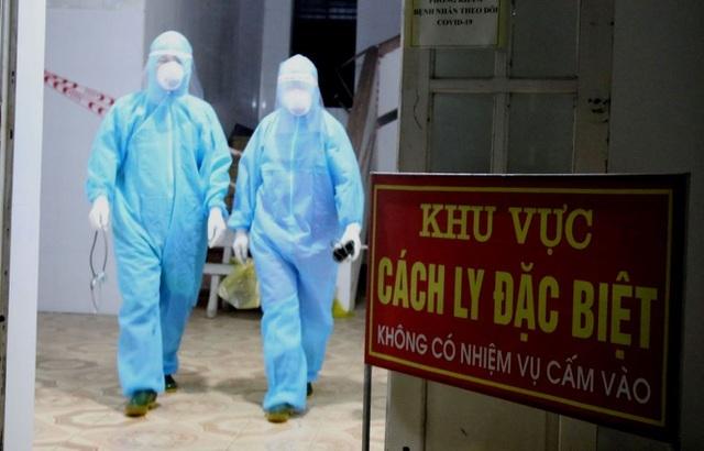 Một phụ nữ từ Lào về dương tính với SARS – CoV-2, sau 2 lần âm tính