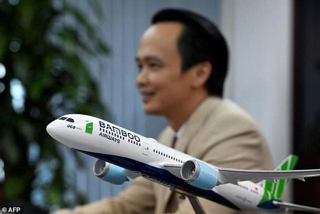 """Động thái mới của tỷ phú Trịnh Văn Quyết với """"con cưng"""" Bamboo Airways"""
