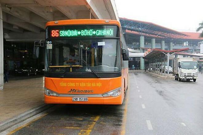 Hà Nội kiến nghị mở thêm 4 tuyến buýt nối trung tâm với sân bay quốc tế Nội Bài