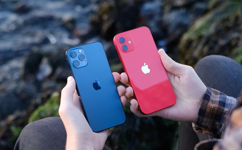 iPhone 12 liên tục giảm giá