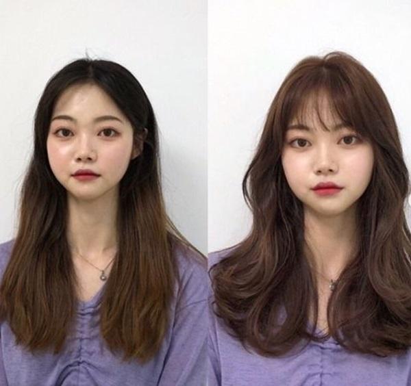 """10 cô gái """"vịt hóa thiên nga"""" chỉ nhờ thay đổi kiểu tóc"""