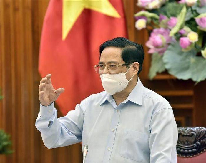 Thủ tướng: Chủ động tấn công dịch là xét nghiệm chủ động, phát hiện sớm ca bệnh