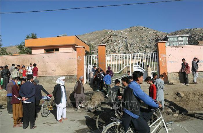 Afghanistan và Ấn Độ lên án vụ tấn công khủng bố trường nữ sinh ở Kabul