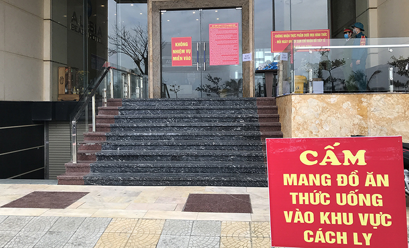 Thông tin 2 người Trung Quốc dương tính SARS-CoV-2 từng lưu trú tại Việt Nam