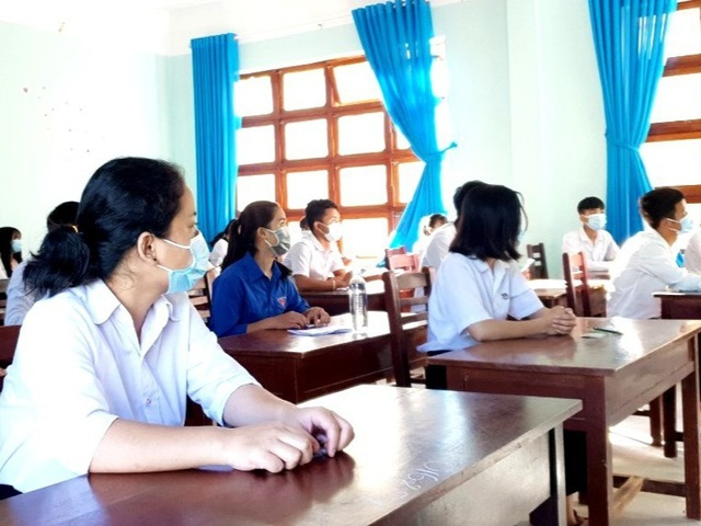 Quảng Nam cho phép HS,SV đi học trở lại từ ngày 6/5, trừ TP.Hội An