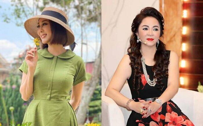 """Vy Oanh lại công kích bà Phương Hằng, buông lời """"mỉa mai"""" vì bị MC Kỳ Duyên """"chiếm sóng"""""""