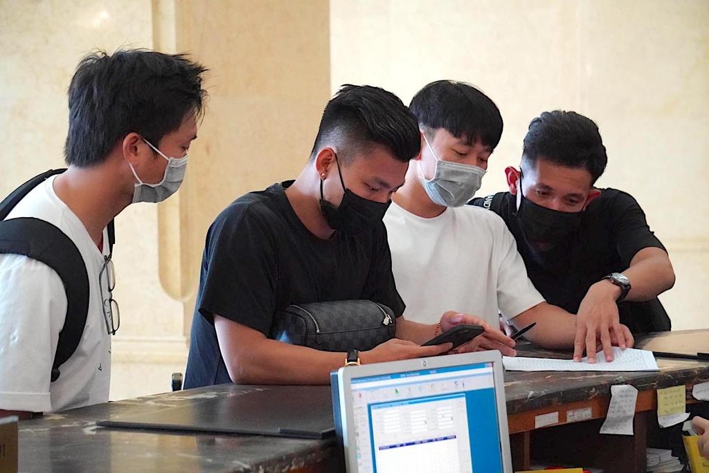 Tuấn Anh, Minh Vương hội quân tuyển Việt Nam