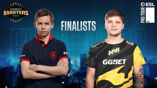 CS:GO – Hủy diệt Gambit Esports, Na`vi lên ngôi vô địch DreamHack Masters Spring 2021