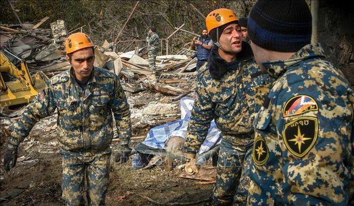 Căng thẳng tái diễn giữa Armenia và Azerbaijan