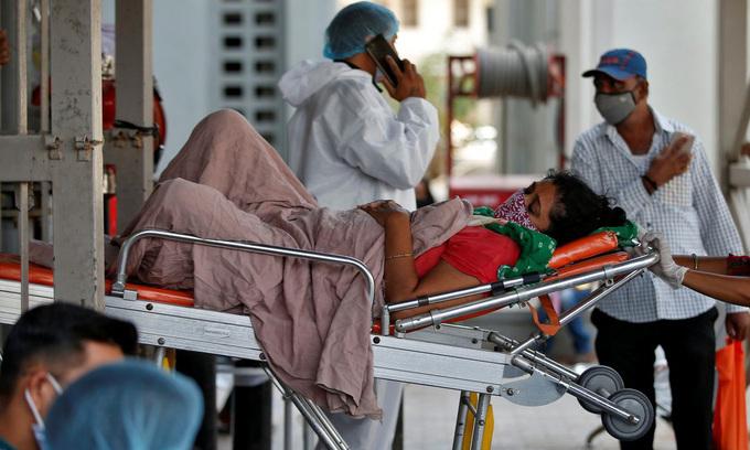 Ấn Độ đau đầu với bài toán nCoV 'né vaccine'