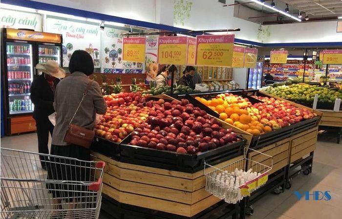 Nỗ lực đưa hàng Việt vào hệ thống siêu thị