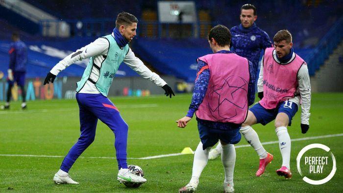Chelsea 0-0 Real Madrid: Thế trận thận trọng (H1)