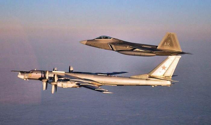 Phi công Mỹ mệt mỏi vì liên tục phải ngăn chặn chiến đấu cơ Nga ở Alaska