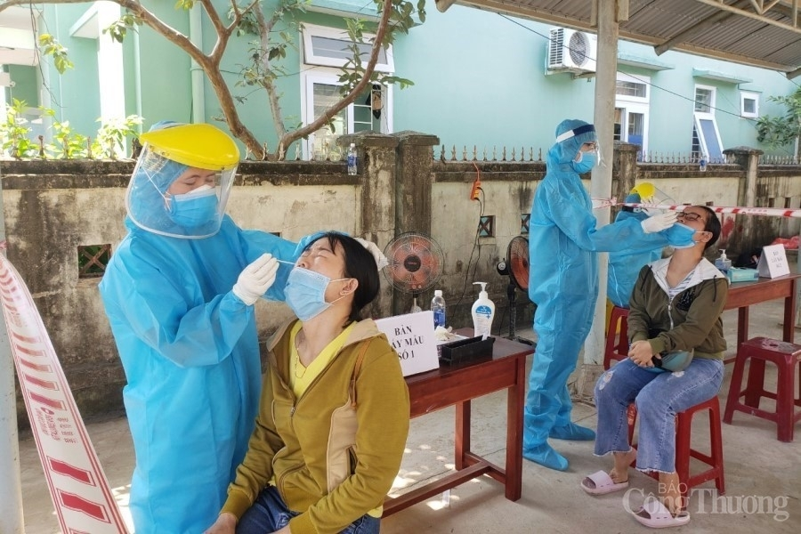 Đà Nẵng: Xét nghiệm cho toàn bộ người lao động tại các khu công nghiệp