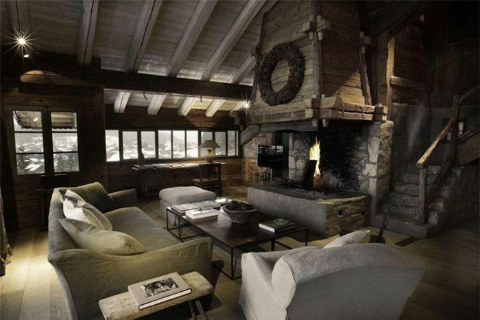 Độc đáo khu nghỉ dưỡng bằng gỗ nằm ẩn mình ở dãy Alps