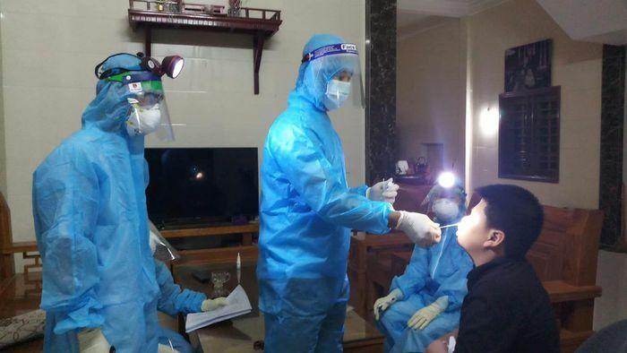 Bệnh nhân Covid-19 tại Hà Tĩnh giấu chuyện đi nhậu và hát karaoke gây khó truy tìm F1