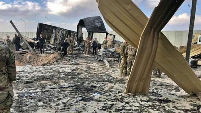 Máy bay do thám không người lái tấn công căn cứ của quân đội Iraq