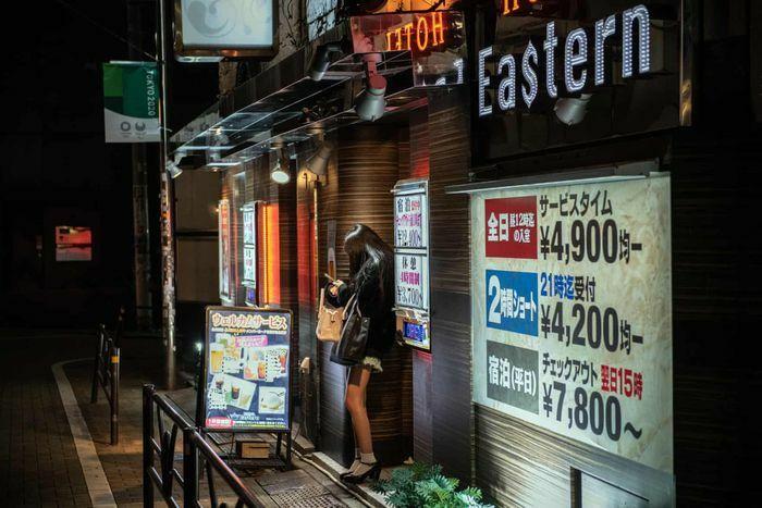 Phụ nữ Nhật cởi mở hơn với tình dục