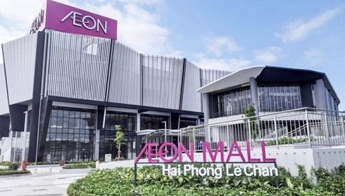 Hải Phòng tìm khẩn tìm người liên quan đến 2 ca COVID-19 từng đến Aeon Mall