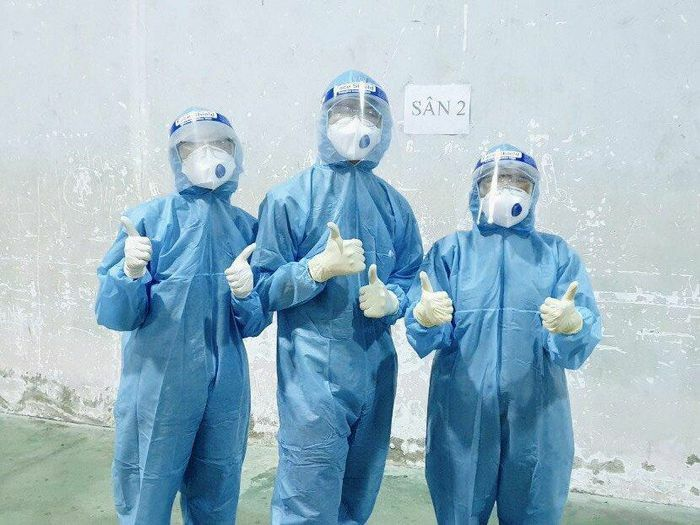 Thanh niên, sinh viên, nghệ sỹ TPHCM chung tay thần tốc xét nghiệm, truy vết dập dịch