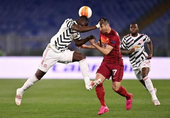 AS Roma 0-0 MU: De Gea liên tục cứu thua (H1)