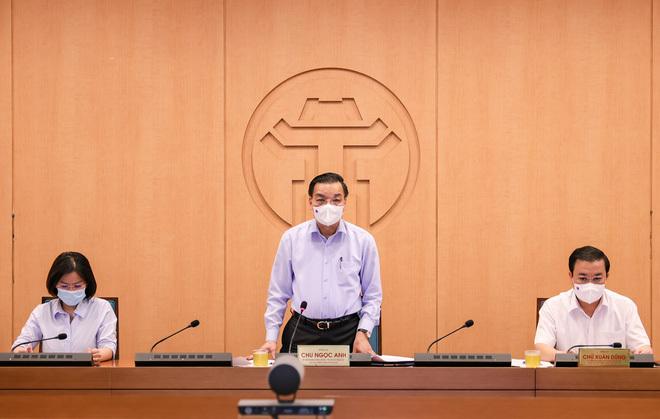 Chủ tịch Hà Nội yêu cầu Công an vào cuộc, xử lý vụ Giám đốc Hacinco mắc Covid-19 vi phạm phòng chống dịch