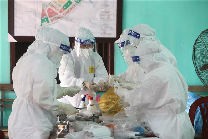 Cập nhật dịch Covid-19 ngày 14/5: Việt Nam ghi nhận 16 ca mắc mới trong nước