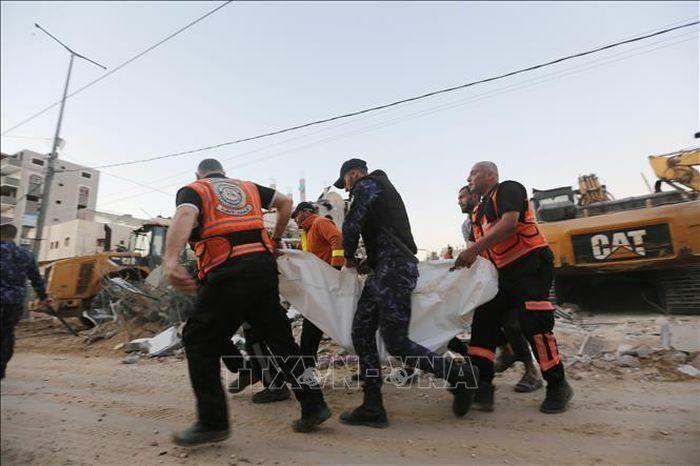 Hơn 40% nạn nhân thiệt mạng tại Gaza là phụ nữ và trẻ em