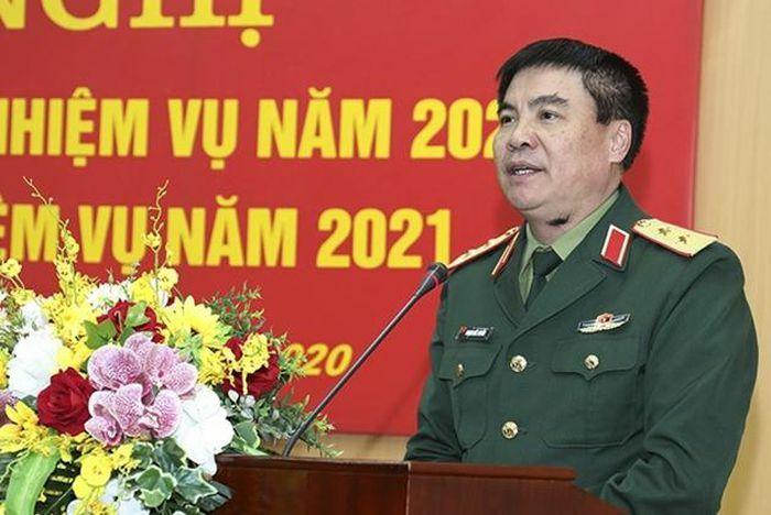 Thủ tướng bổ nhiệm Chính ủy Quân khu 2