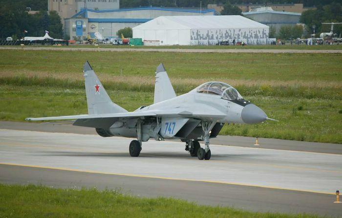 MiG-35 mới nhất của Nga đang ở giai đoạn thử nghiệm cuối cùng