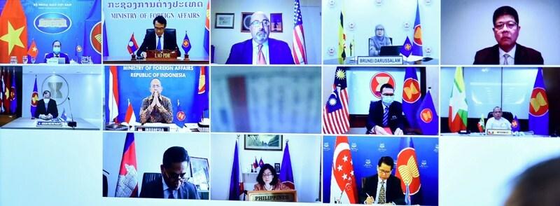 ASEAN – Mỹ nhất trí đẩy mạnh hợp tác về thương mại, đầu tư